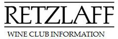 Retzlaff Vineyards Wine Clubs